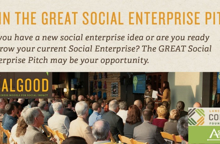 The Great Social Enterprise Pitch