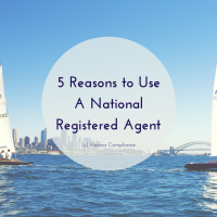 5 Reasons to Use a National Registered Agent