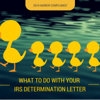 Nonprofit Compliance, Post-IRS Determination Letter