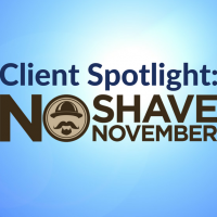 Client Spotlight: No-Shave November