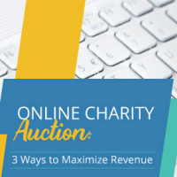 Online Charity Auctions: 3 Ways to Maximize Revenue